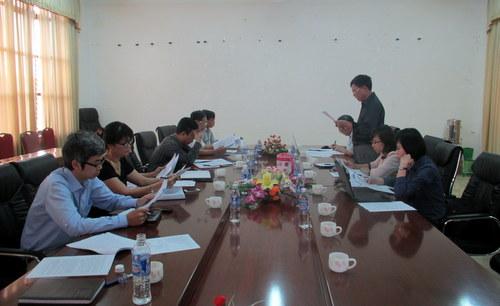 Thanh tra tỉnh công bố dự thảo Báo cáo kết quả thanh tra tại Viện Quy hoạch Kiến trúc xây dựng Hà Tĩnh