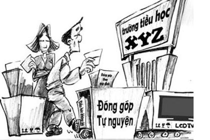 Tiếp tục thanh tra đột xuất các trường học có dấu hiệu lạm thu
