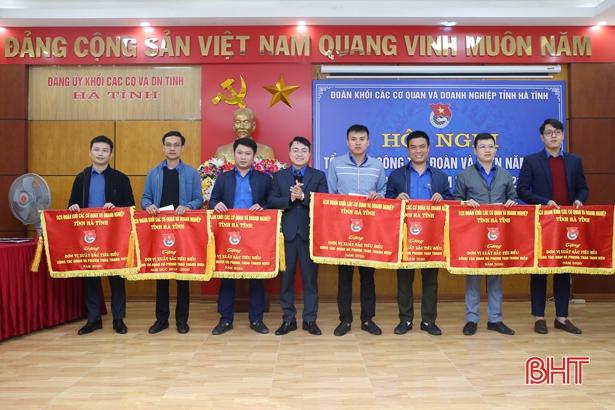 Phát huy vai trò xung kích, sáng tạo của tuổi trẻ khối cơ quan và doanh nghiệp Hà Tĩnh