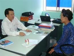 Thông báo thay đổi ngày tiếp công dân định kỳ tháng 12/2012