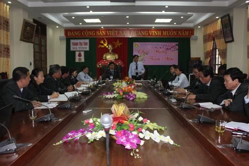 Thanh tra tỉnh Hà Tĩnh yêu cầu báo cáo kết quả giải quyết các vụ việc khiếu nại, tố cáo tồn đọng trong địa bàn toàn tỉnh