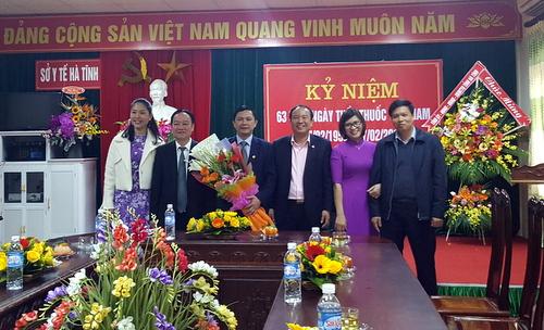 Thanh tra tỉnh Chúc mừng ngày Thầy thuốc Việt Nam 27-2