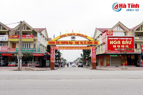 Chuyển đổi chợ ở Hà Tĩnh: Cải thiện hạ tầng thương mại, tăng thu ngân sách