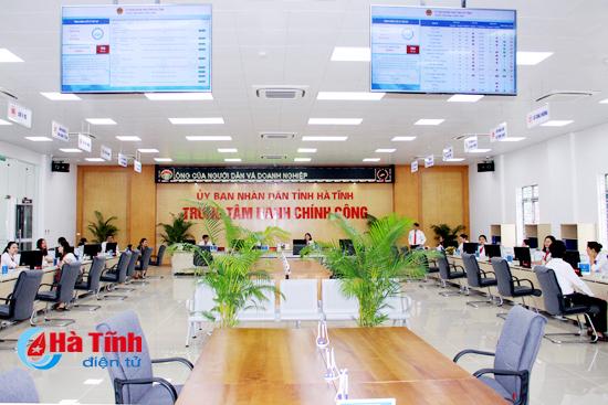 Chỉ giao dịch thủ tục hành chính tại Trung tâm Hành chính công tỉnh