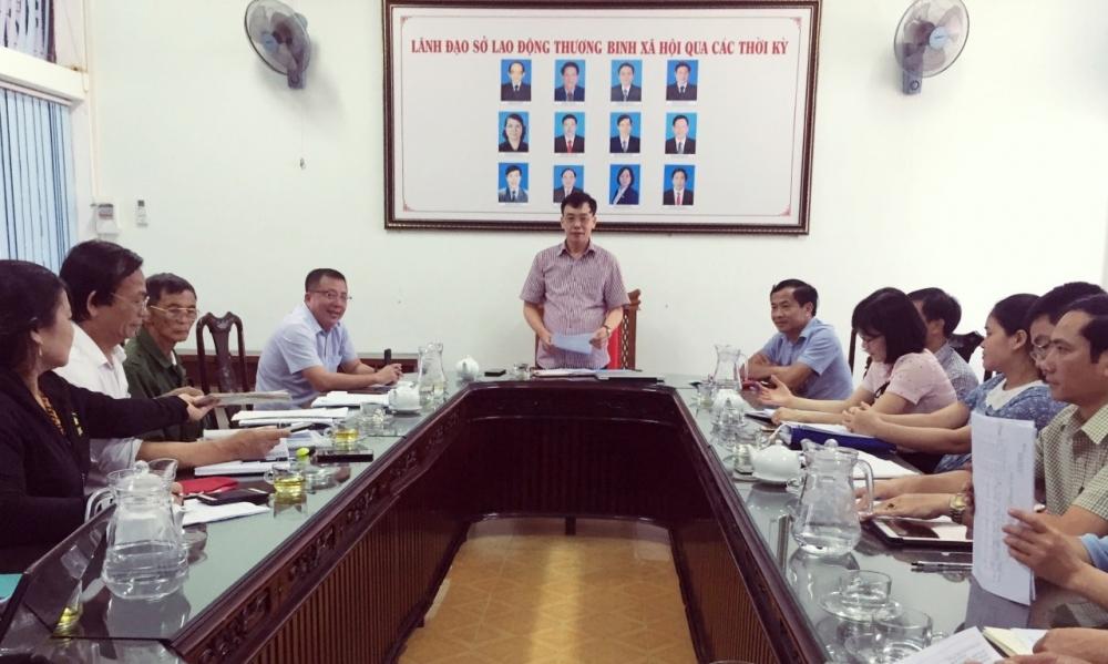 Công bố Quyết định của Chủ tịch UBND tỉnh về thụ lý và thành lập Đoàn kiểm tra, xác minh khiếu nại lần 2 của ông Trịnh Văn Tiến, trú tại xã Trung Lộc, huyện Can Lộc