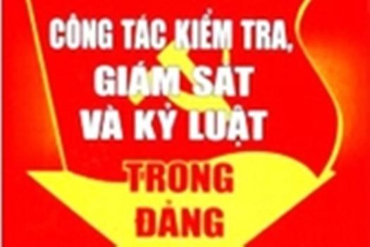 Hà Tĩnh thi hành kỷ luật, khai trừ Đảng đối với các đảng viên vi phạm