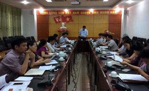 Thanh tra tỉnh công bố dự thảo Kết luận thanh tra tại Sở Văn hóa, Thể thao và Du lịch