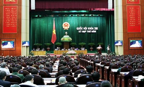 Quốc hội chính thức thông qua Luật Tiếp công dân