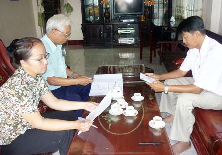 Chủ tịch UBND huyện Nghi Xuân ban hành quyết định giải quyết khiếu nại của ông Phan Xuân Sinh, ở tổ dân phố 1, thị trấn Xuân An
