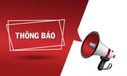 Tạm hoãn tiếp dân định kỳ tháng 6 của lãnh đạo tỉnh Hà Tĩnh