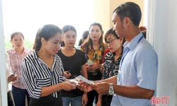 Tuyển dụng 41 công chức toàn tỉnh Hà Tĩnh năm 2019