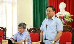 Bí thư Tỉnh ủy Hà Tĩnh: Những vụ việc đang xử lý dở dang phải có lộ trình thực hiện
