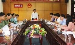 Chuẩn bị tốt hội nghị hiệp thương lần 3 bầu cử HĐND các cấp ở Lộc Hà