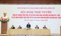 Các địa phương, đơn vị ở Hà Tĩnh chủ động xây dựng chương trình, kế hoạch cải cách hành chính