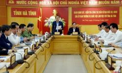 Công tác chuẩn bị bầu cử tại Hà Tĩnh bám sát kế hoạch, đảm bảo yêu cầu của Hội đồng bầu cử Quốc gia