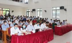 Hà Tĩnh công bố danh sách 91 người ứng cử đại biểu HĐND tỉnh
