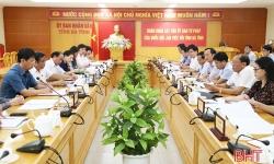 Ủy ban Tư pháp Quốc hội đánh giá cao tình hình chấp hành pháp luật tại Hà Tĩnh