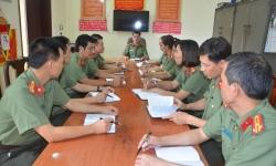 Một số giải pháp nhằm góp phần nâng cao hiệu quả công tác thanh tra hành chính trong lực lượng công an nhân dân