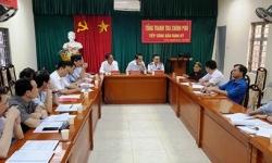 Thanh tra Chính phủ tiếp công dân định kỳ tháng 9/2020